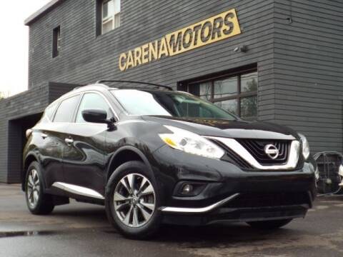 2016 Nissan Murano for sale at Carena Motors in Twinsburg OH