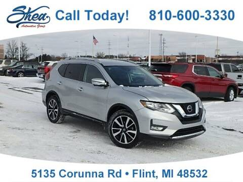 2019 Nissan Rogue for sale at Jamie Sells Cars 810 - Linden Location in Flint MI