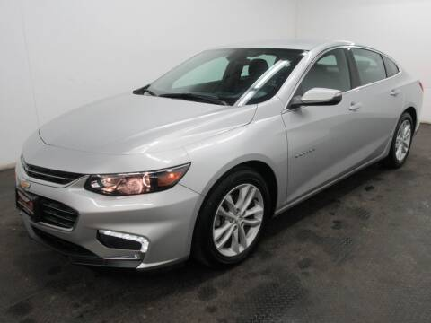 2016 Chevrolet Malibu for sale at Automotive Connection in Fairfield OH