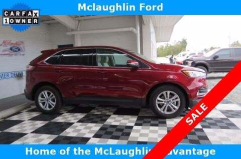 2019 Ford Edge for sale at McLaughlin Ford in Sumter SC