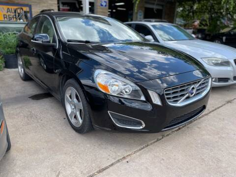 2012 Volvo S60 for sale at Hi-Tech Automotive - Congress in Austin TX