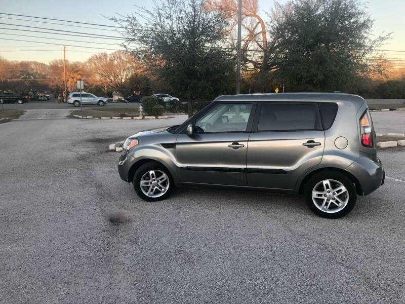 2011 Kia Soul for sale at Discount Auto in Austin TX