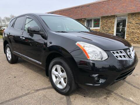 2013 Nissan Rogue for sale at Approved Motors in Dillonvale OH