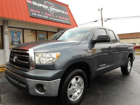 2010 Toyota Tundra for sale at Super Sports & Imports in Jonesville NC