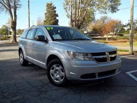 2009 Dodge Journey for sale at CORTEZ AUTO SALES INC in Marietta GA