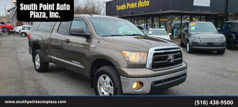 2013 Toyota Tundra for sale at South Point Auto Plaza, Inc. in Albany NY