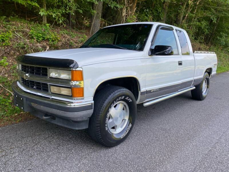 1997 Chevrolet C/K 1500 Series for sale at Lenoir Auto in Lenoir NC