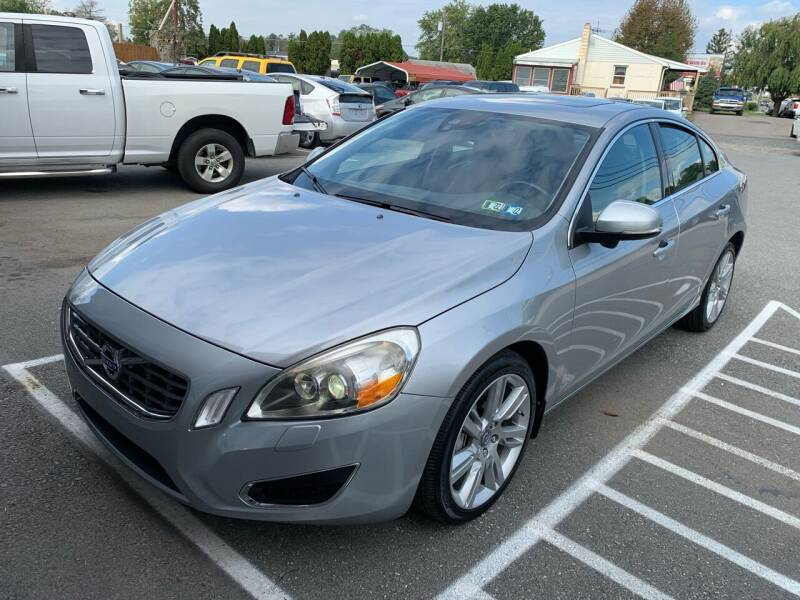 2012 Volvo S60 for sale at Sam's Auto in Akron PA