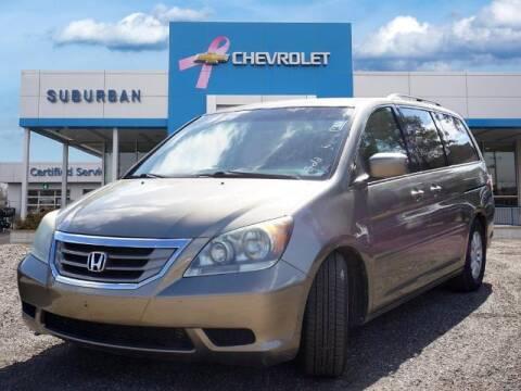 2009 Honda Odyssey for sale at Suburban Chevrolet of Ann Arbor in Ann Arbor MI