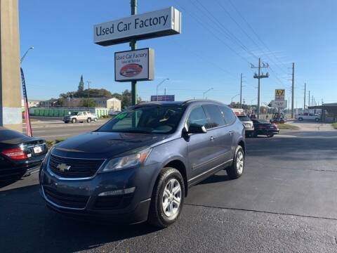 2013 Chevrolet Traverse for sale at Used Car Factory Sales & Service in Bradenton FL