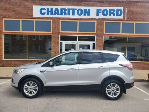 2017 Ford Escape for sale at Chariton Ford in Chariton IA