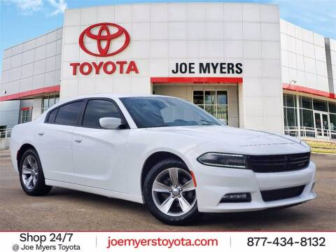 2018 Dodge Charger for sale at Joe Myers Toyota PreOwned in Houston TX