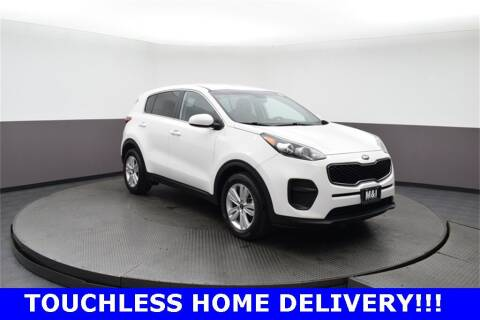 2018 Kia Sportage for sale at M & I Imports in Highland Park IL
