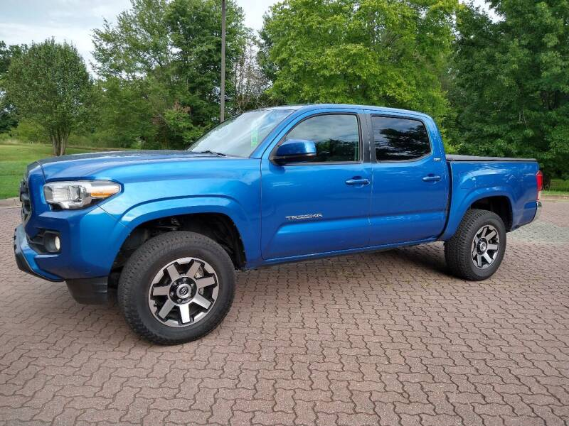 2016 Toyota Tacoma for sale at CARS PLUS in Fayetteville TN