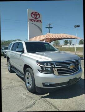 2015 Chevrolet Tahoe for sale at Quality Toyota in Independence KS