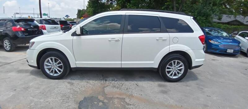 2016 Dodge Journey for sale at AUTOTEX FINANCIAL in San Antonio TX