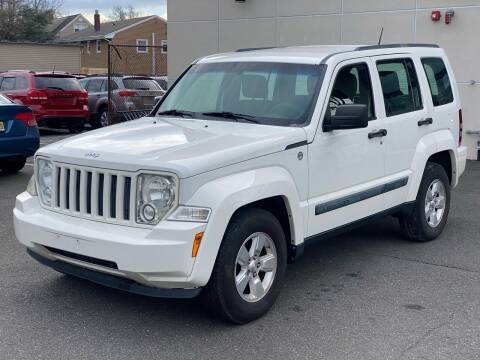 2010 Jeep Liberty for sale at MAGIC AUTO SALES in Little Ferry NJ