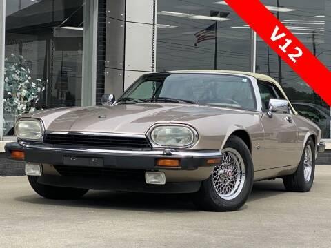 1992 Jaguar XJ-Series for sale at Carmel Motors in Indianapolis IN