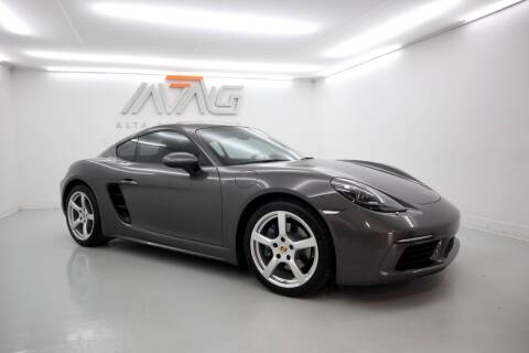 2017 Porsche 718 Cayman for sale at Alta Auto Group LLC in Concord NC