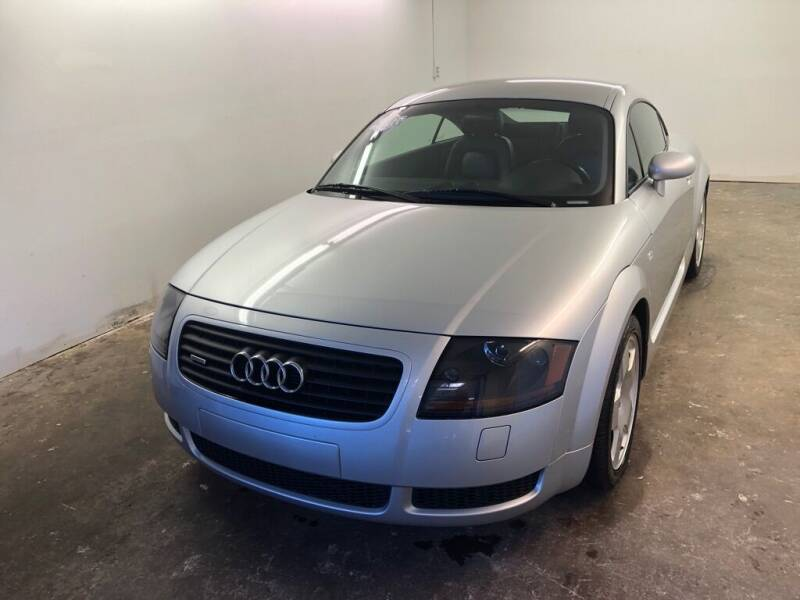2002 Audi TT for sale at MR Auto Sales Inc. in Eastlake OH