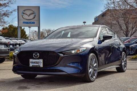 2020 Mazda Mazda3 Hatchback for sale at COURTESY MAZDA in Longmont CO