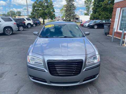 2014 Chrysler 300 for sale at Motornation Auto Sales in Toledo OH