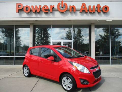 2013 Chevrolet Spark for sale at Power On Auto LLC in Monroe NC