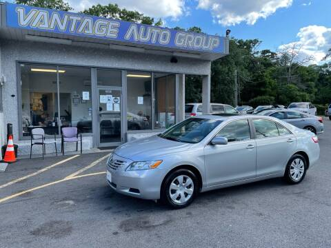 2007 Toyota Camry for sale at Vantage Auto Group in Brick NJ