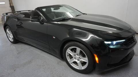 2020 Chevrolet Camaro for sale at World Auto Net in Cuyahoga Falls OH