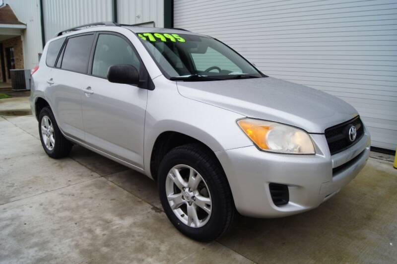 2011 Toyota RAV4 for sale at Deaux Enterprises, LLC. in Saint Martinville LA