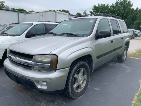 2004 Chevrolet TrailBlazer EXT for sale at JC Auto Sales - Suburban Motors in Belleville IL