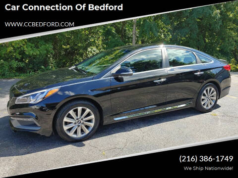 2015 Hyundai Sonata for sale at Car Connection of Bedford in Bedford OH