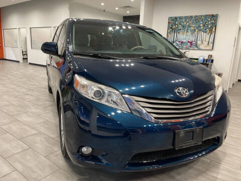 2012 Toyota Sienna for sale at Evolution Autos in Whiteland IN