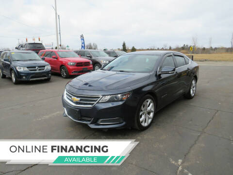 2015 Chevrolet Impala for sale at A to Z Auto Financing in Waterford MI