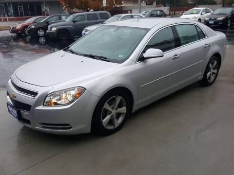 2012 Chevrolet Malibu for sale at Premier Auto Sales Inc. in Newport News VA