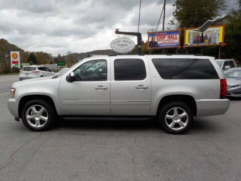 2011 Chevrolet Suburban for sale at EAST MAIN AUTO SALES in Sylva NC