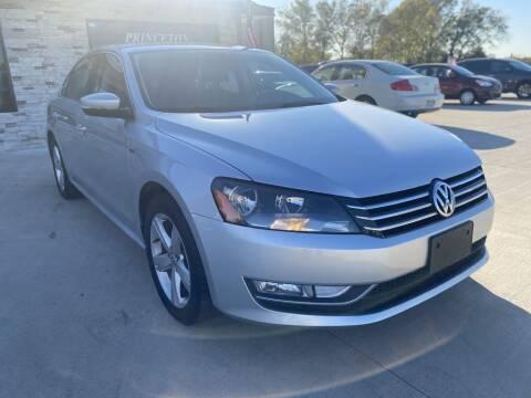 2015 Volkswagen Passat for sale at Princeton Motors in Princeton TX