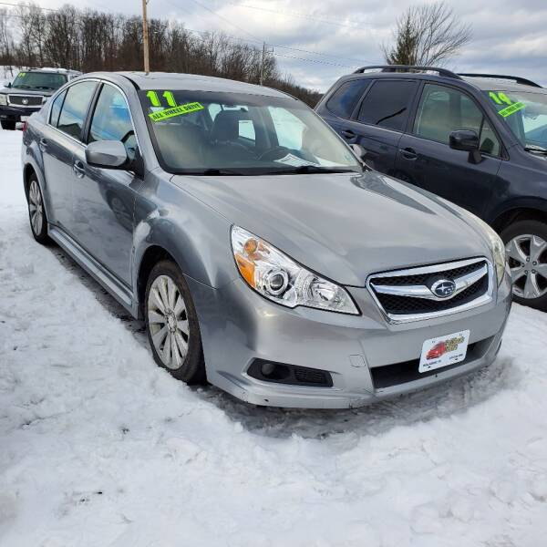 2011 Subaru Legacy for sale at ALL WHEELS DRIVEN in Wellsboro PA