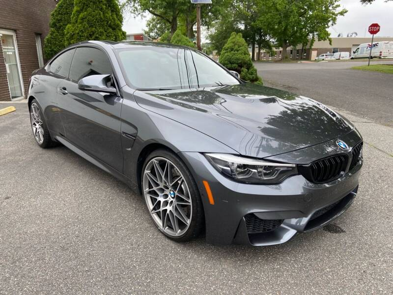 2019 BMW M4 for sale at International Motor Group LLC in Hasbrouck Heights NJ