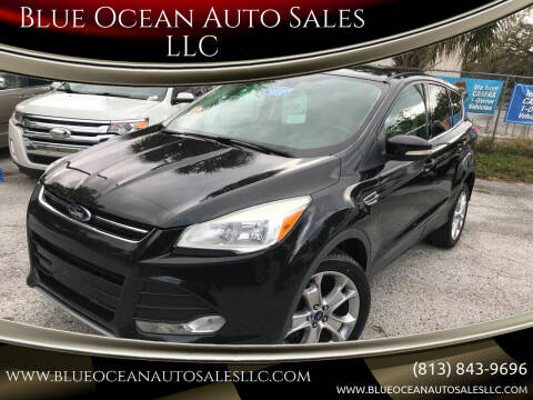 2013 Ford Escape for sale at Blue Ocean Auto Sales LLC in Tampa FL