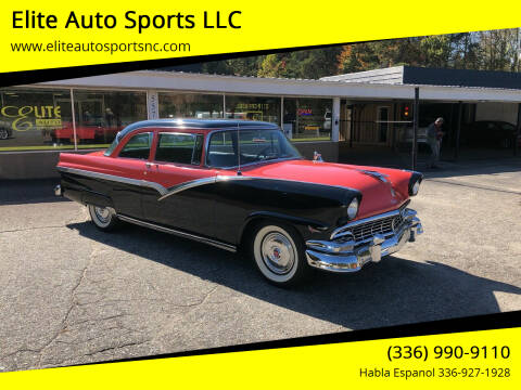 1956 Ford Fairlane for sale at Elite Auto Sports LLC in Wilkesboro NC