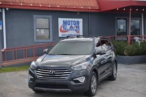 2013 Hyundai Santa Fe for sale at Motor Car Concepts II - Kirkman Location in Orlando FL