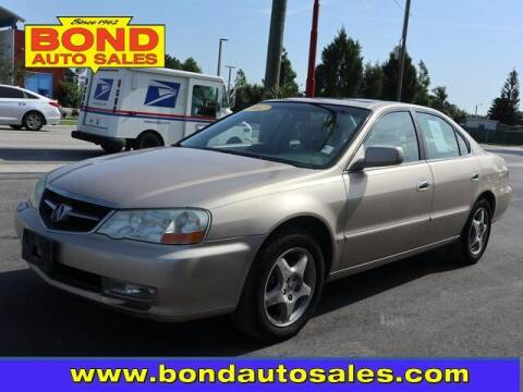 2002 Acura TL for sale at Bond Auto Sales in St Petersburg FL
