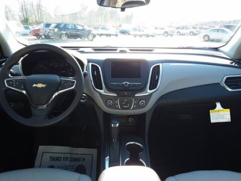 2021 Chevrolet Equinox for sale at Strosnider Chevrolet in Hopewell VA