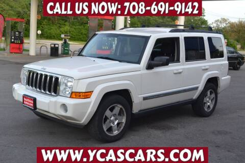 2010 Jeep Commander for sale at Your Choice Autos - Crestwood in Crestwood IL