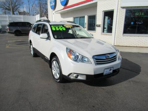 2012 Subaru Outback for sale at Auto Land Inc in Crest Hill IL