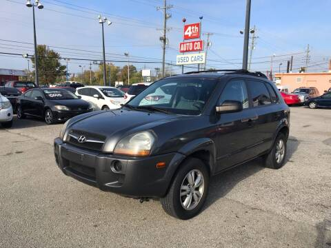 2009 Hyundai Tucson for sale at 4th Street Auto in Louisville KY