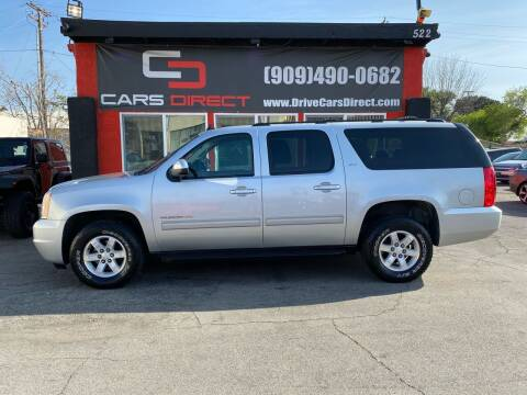 2013 GMC Yukon XL for sale at Cars Direct in Ontario CA