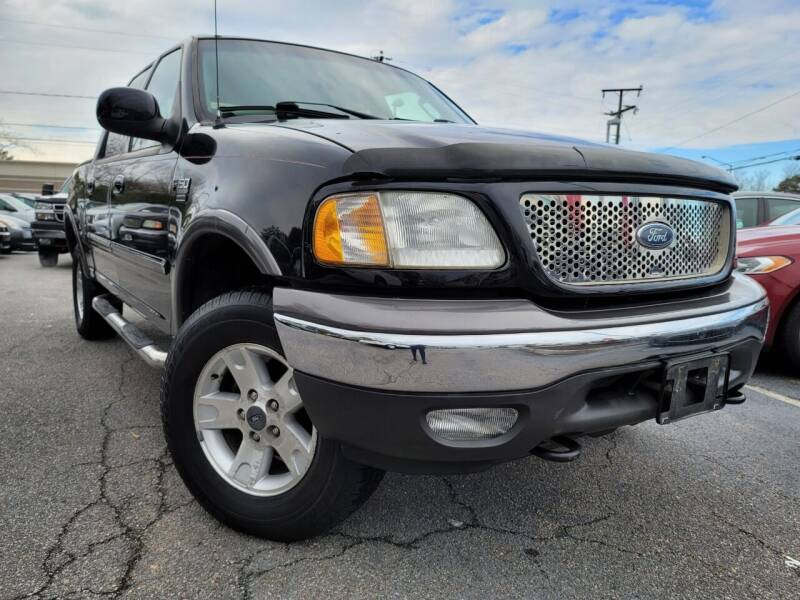 2003 Ford F-150 for sale at Driveway Motors in Virginia Beach VA