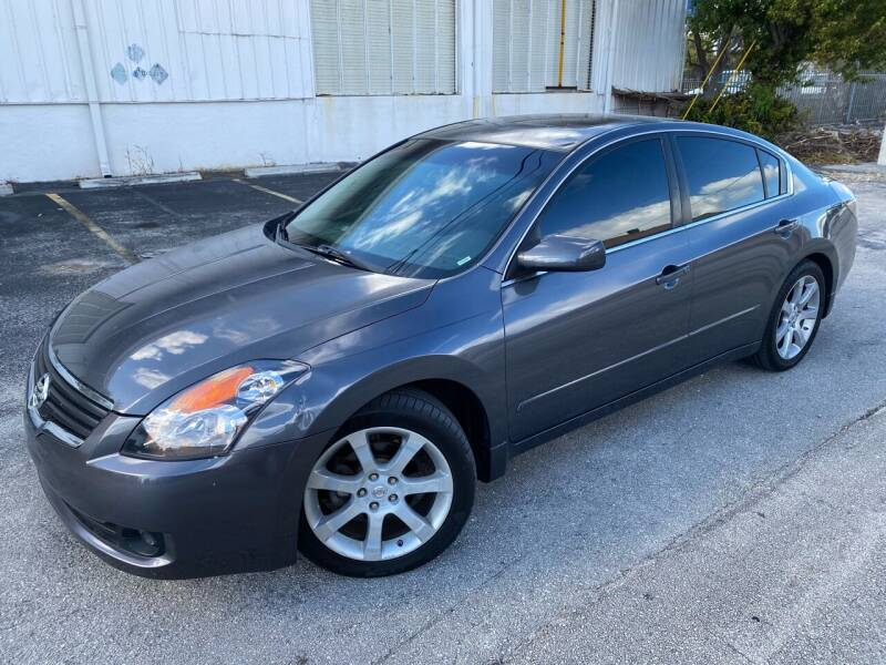 2009 Nissan Altima for sale at Winners Autosport in Pompano Beach FL